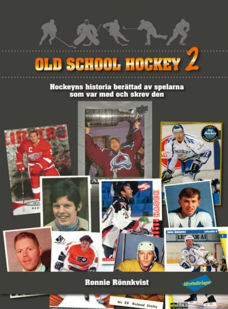 Old School Hockey 2, Signerad av Jonas Bergqvist