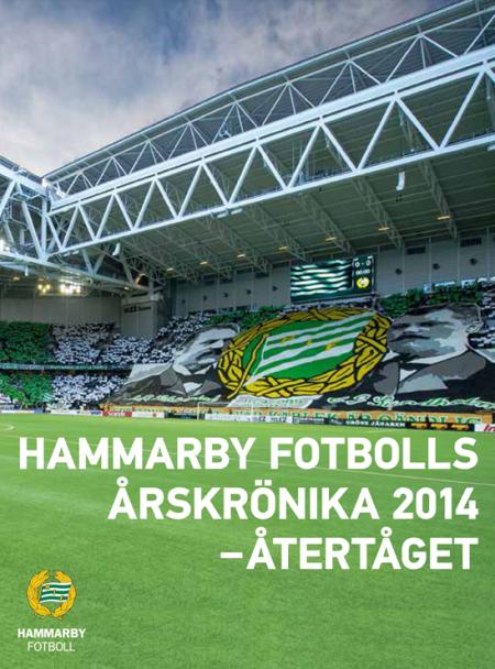 Hammarby Fotbolls årskrönika 2014