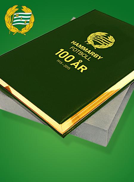 Hammarby Fotboll 100 år Bibliofilupplaga