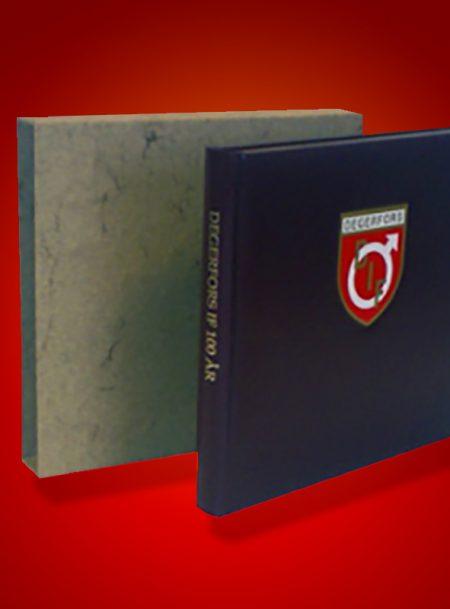 Degerfors IF – 100 år Bibliofilupplaga