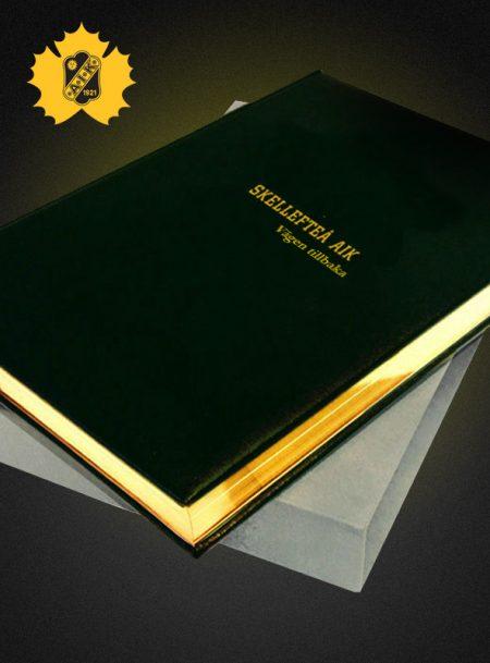 Skellefteå AIK – Vägen tillbaka Bibliofilupplaga