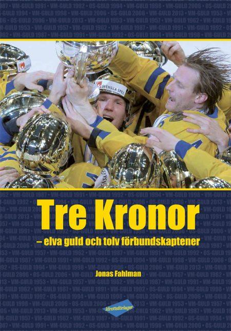 Tre Kronor, signerad av Tommy Salo