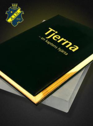 Tjerna – en kaptens hjärta Bibliofilupplaga