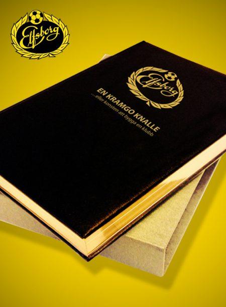 IF Elfsborg – en kramgo knalle Bibliofilupplaga