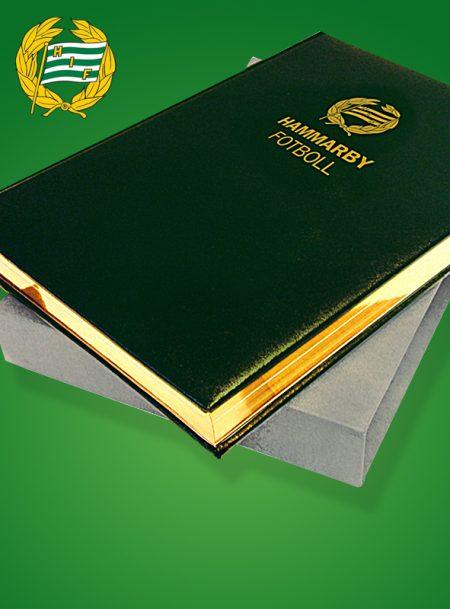 Hammarby IF – en fotbollskrönika Bibliofilupplaga