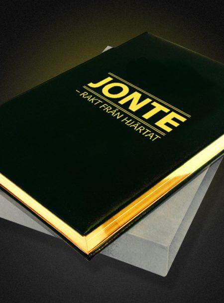 Jonte – rakt från hjärtat Biblofilupplaga