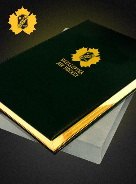 Skellefteå AIK – resan till guldet Bibliofilupplaga