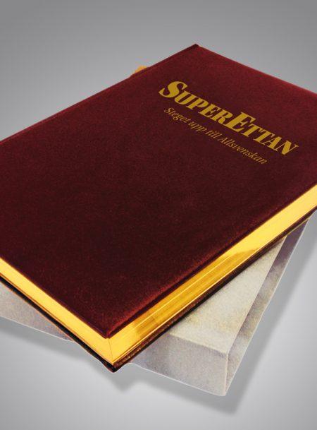 Superettan – steget upp till Allsvenskan Bibliofilupplaga