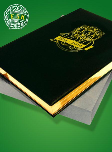Enköpings SK 100 år Bibliofilutgåva