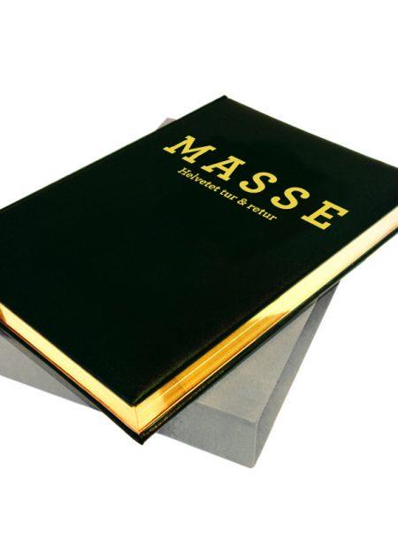 Masse - Helvetet tur & retur Bibliofilupplaga