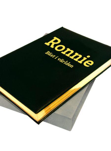 Ronnie - Bäst i världen! Bibliofilupplaga