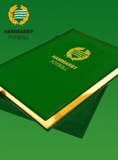 Hammarby Fotbolls Årskrönika 2018 Bibliofilupplaga