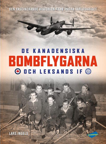 De kanadensiska bombflygarna och Leksands IF, Signerat ex