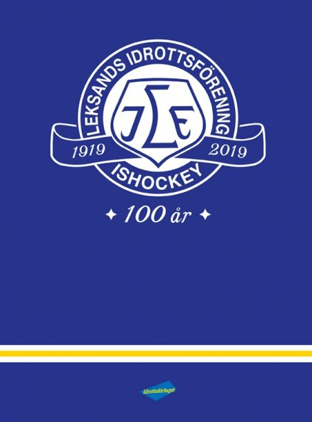 Leksands IF 100 år, Signerad av Jonas Bergqvist