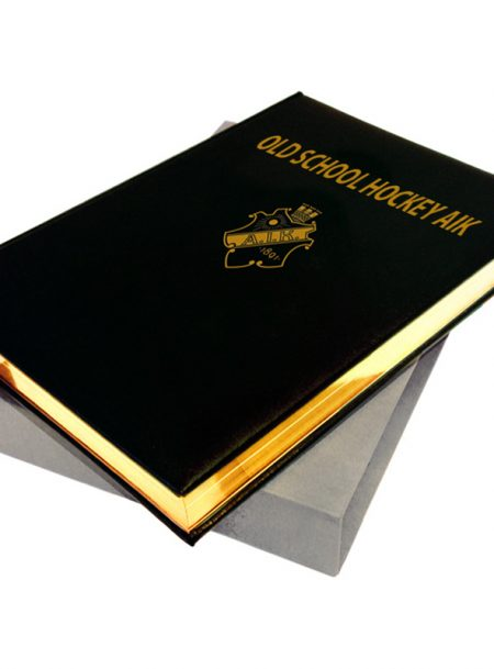 Old School Hockey AIK Bibliofilupplaga