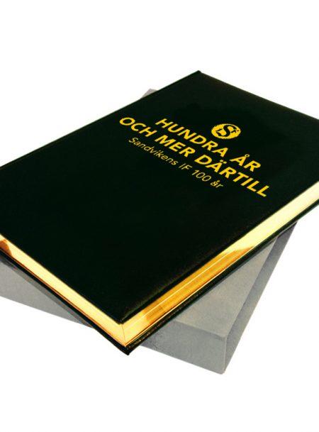 Sandvikens IF 100 år Bibliofilupplaga