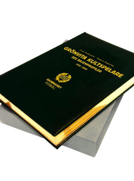 Grönvita kultspelare - Sex Bajenprofiler 1970-2008 Bibliofilupplaga