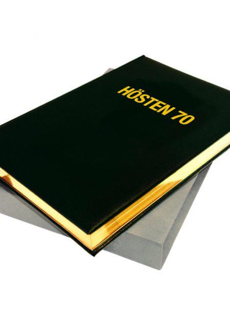 HÖSTEN 70 BIBLIOFILUPPLAGA