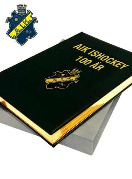 AIK ISHOCKEY 100 ÅR Bibliofilupplaga